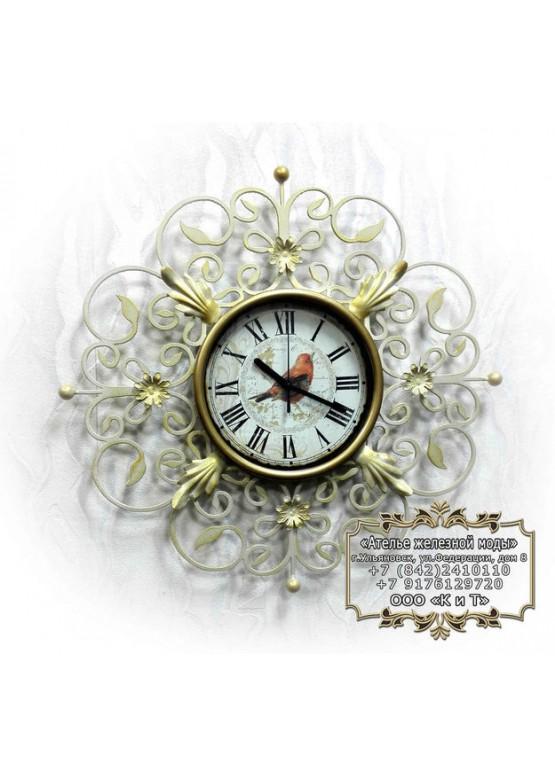 """Часы настенные """"Ажур"""""""