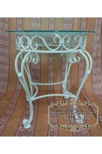 Столик журнальный кованый