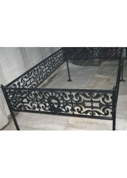 Ритуальная ограда 1